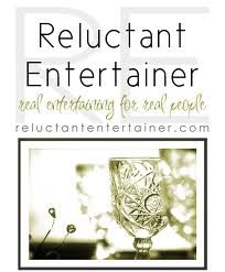 ReluctantEntertainer the Blog