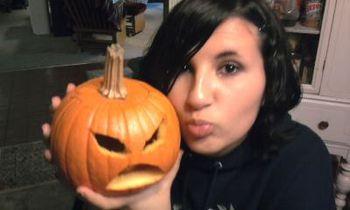 Heather's Pumpkin 2010