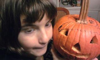 Hope's Pumpkin 2010