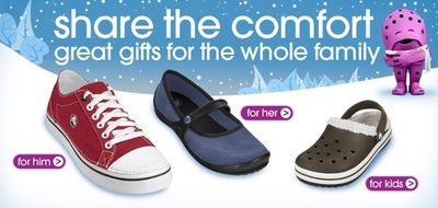 ccb1381079335 Crocs Holiday Giveaway  Not Just Your Average Clog