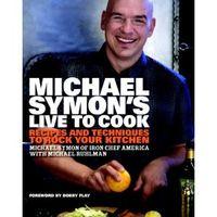 Michael symon cookbook