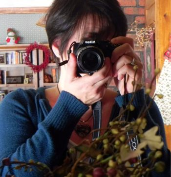 A Blogger and Her Camera