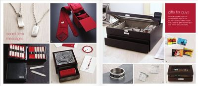 Redevenlope gifts for him