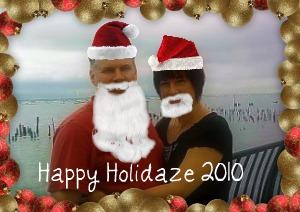 Happy Holidaze 2010