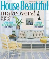 House Beautiful February 2011