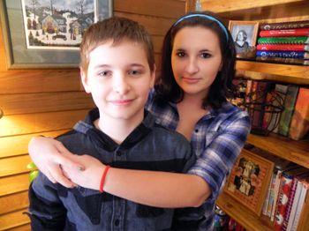 Glen and Heather