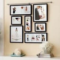 Red Box Wall Gallery Frame