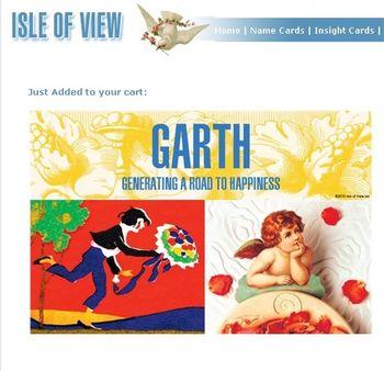 Garth Card