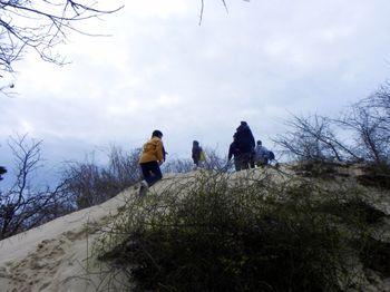 Climb Every Sand Dune