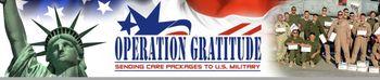 Operation gratitude header