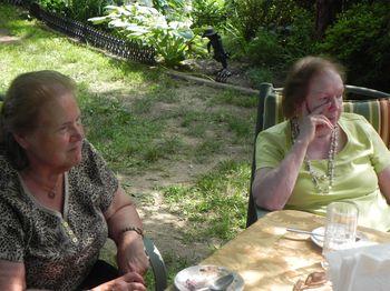 Family Picnic Grandmothers