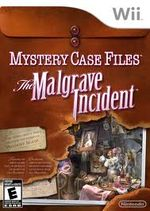 Mystery Case Files the Malgrove Incident Cover