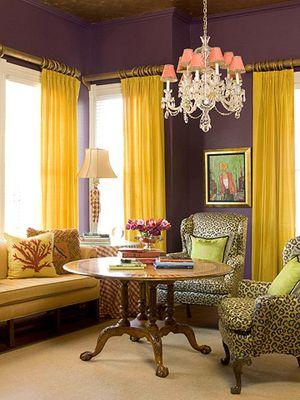 Purple Livingroom 2