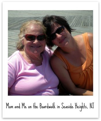 Mom and Me in Seaside