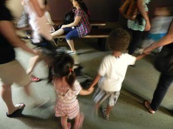Kleenex Field Trip to AMNH Kiddos