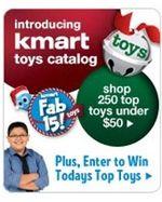Kmart Toys Catalog Holiday 2011