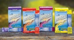 Recharge natural sports drink