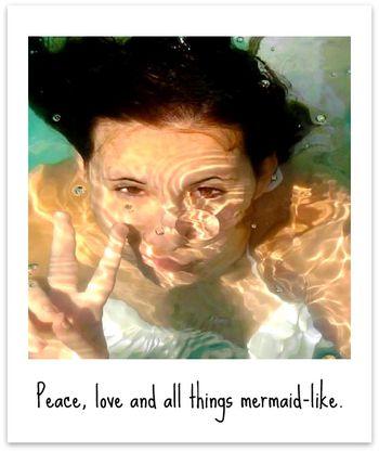 Heather Underwater