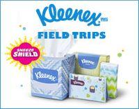 Kleenex Field Trips Badge