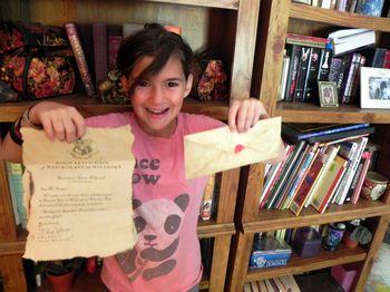 Hope Gets Her Letter!