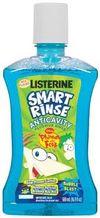 Listerine smart rinse for kids