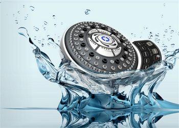 Levaqua digital shower head