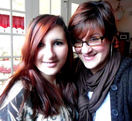 Heather is 16 (SOB!)