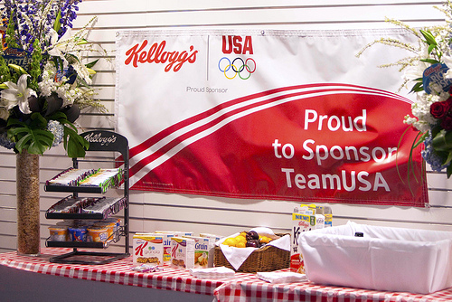 Kellogg's Team USA Morning 1
