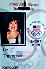 Official Olympic ID