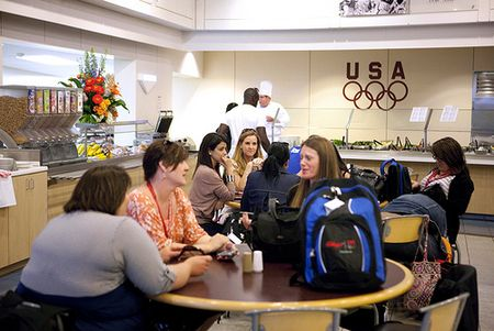 Olympic Training Center Cafeteria