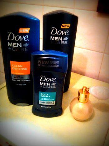 Dove Men+Care Prize Package