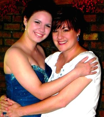Holly's Prom 2012 with Me
