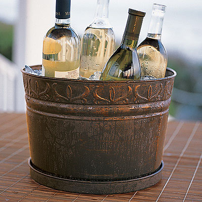 Willow House Entertaining Bucket with Tray
