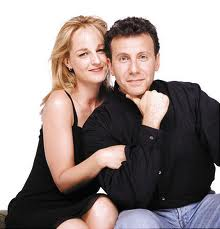 Paul Reiser and Helen Hunt