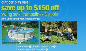 Kmart summer toys