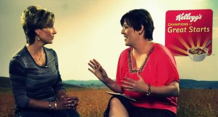 Interview with Rita Wieber Screenshot