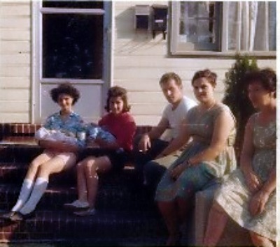 On the Stoop 1964