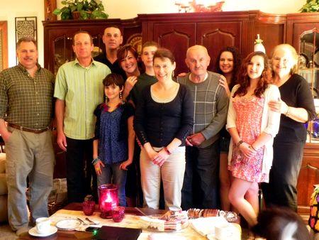 The Von Katkics Family