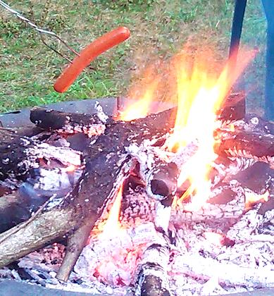 Wienie roast