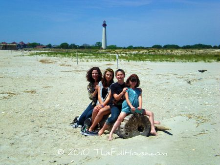 Cape May Light House 2009 #hallmark