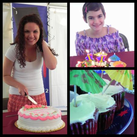 Birthday Graduation Collage 2012