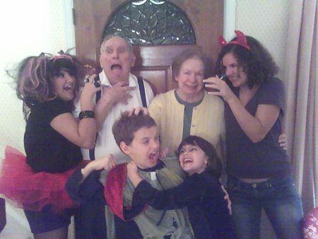 Scary Grandkids