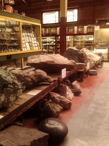 A geologists dream