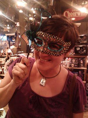 Masked Mom