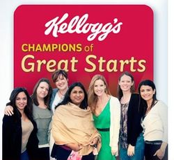 Kellogg's Champion of Great Starts