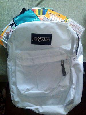 Kellogg's Back to School Kit