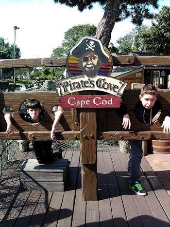 Pirate's Cove Stocks