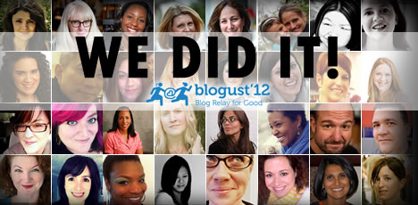 WE_DID_IT #blogust12