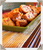 Heather's Cranberry Applesauce Bread 150
