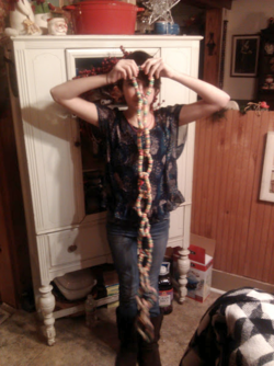 Fruit Loops, Chained